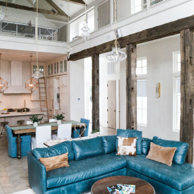 Modern Beach Barn VIE Magazine